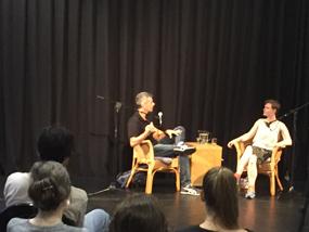 Talk: Andre Lepecki with Nicola Conibere in conversation