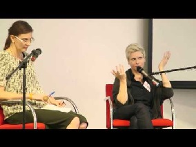 Talk with Claire Cunningham