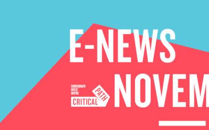 Critical Path E-news November 2020