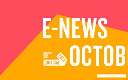 Critical Path E-news October 2020