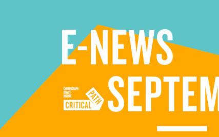 Critical Path E-news September 2020