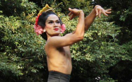 Fusing Indonesian Javanese Traditional and Lengger Banyumasan Dance Arts