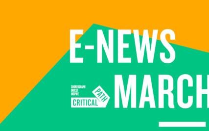 Critical Path E-news March 2021