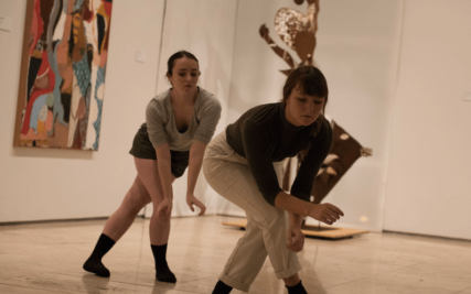 Catapult Dance Choreographic Hub Residency Exchange