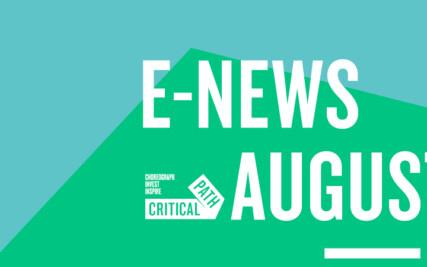 Critical Path E-news – August 2021